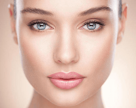 UroGyn Specialists - Beautiful Woman's Face