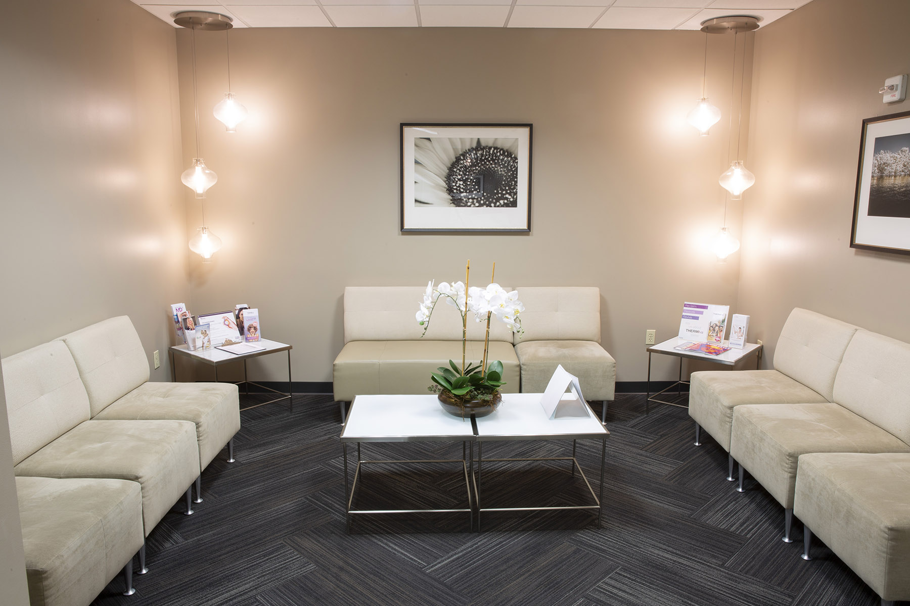 UroGyn Specialists - Patient Waiting Room