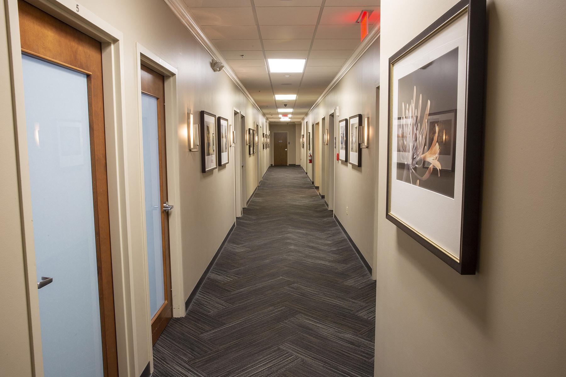 UroGyn Specialists - Hallway